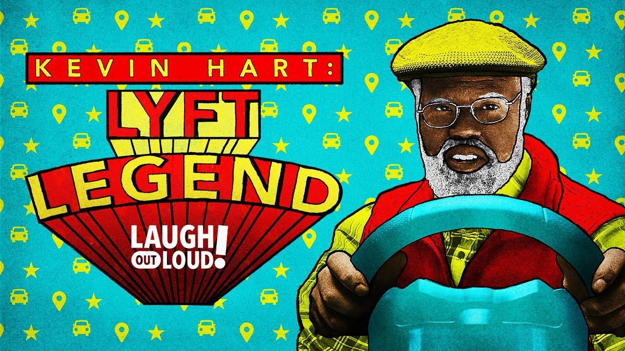 Lyft Cancel Ride >> Lyft Legend Trailer   Kevin Hart   LOL Network - YouTube