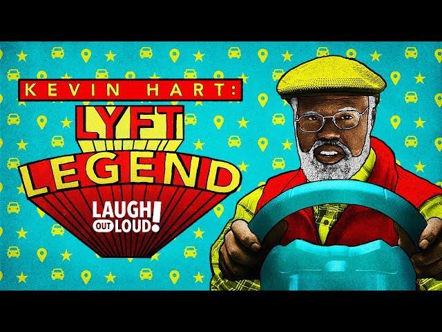 Lyft Legend Trailer   Kevin Hart   LOL Network