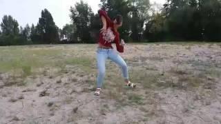 мои спонтанные танцы