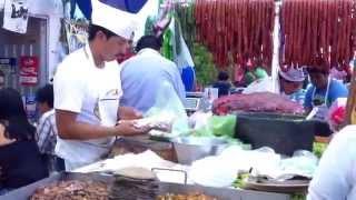 Мексика, уличная еда