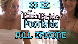 Rich Bride, Poor Bride Season 3, Episode 2 - FULL EPISODE - Jeff & Vicki PLEASE SUBSCRIBE