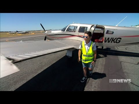 Flying Star | 9 News Perth