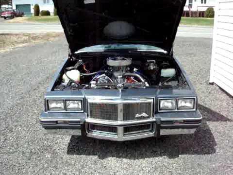 Pontiac Grand- Prix with chevy 454 cid engine