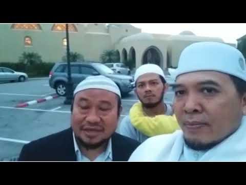 Dari Brunei Juga Hadir untuk Aksi Bela Palestina