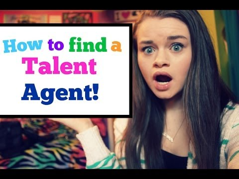 How to Find a Legit Talent Agent!