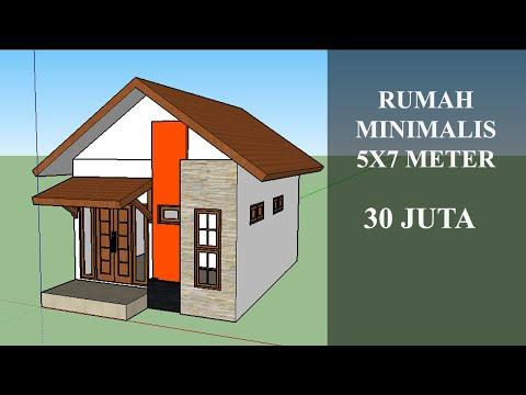 desain-rumah-minimalis-5x7-meter-2-kamar-tidur