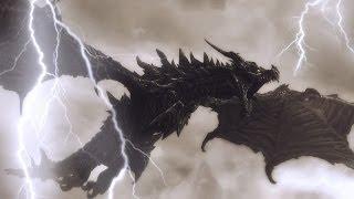 История мира Elder Scrolls - Драконы (часть 1)