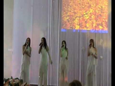 Студия эстрадного вокала Forte г.Минск 2007 г.