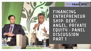 Financing entrepreneurship  Debt  Angel