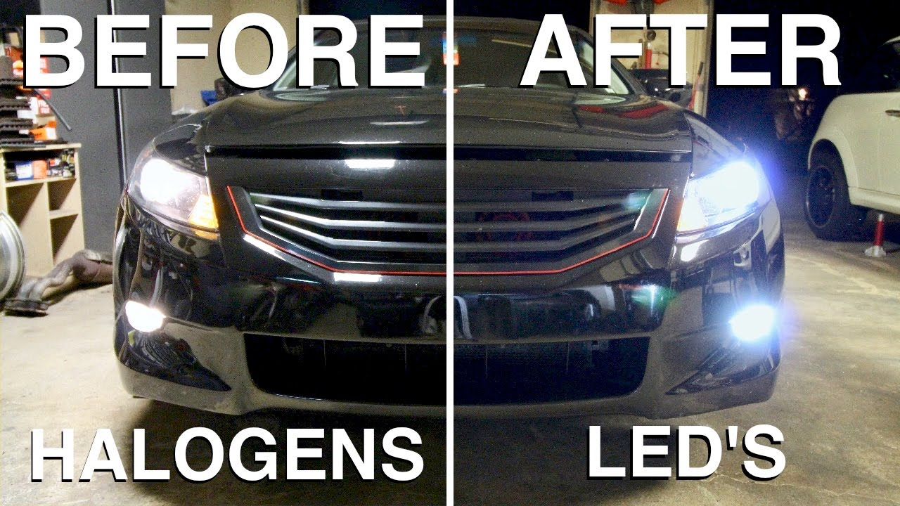 Which headlights are better