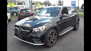2017 Mercedes-Benz AMG GLC 43 Walkaround, Start up, Tour and Overview(, 2017-09-30T12:54:08.000Z)