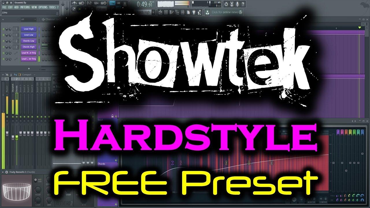 nexus hardstyle presets free