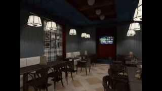Дизайн интерьера кафе - фильм о том, как Люба кафе создавала, ноябрь 2013(, 2013-12-16T19:11:25.000Z)