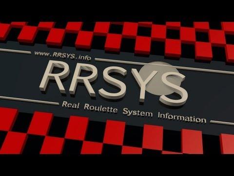 ▀ RRSYS Roulette Prediction