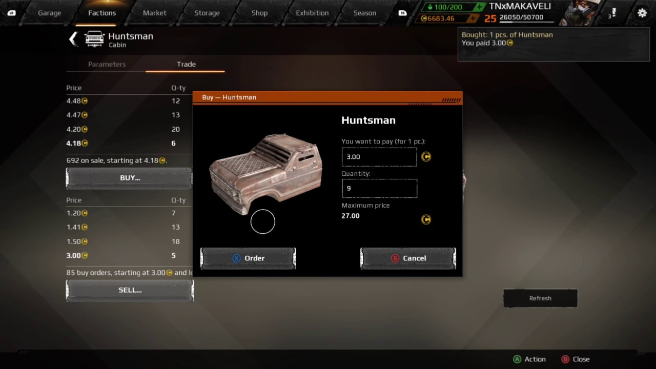 Crossout How To Make Lots Gold Coins Farm Xbox Ps4