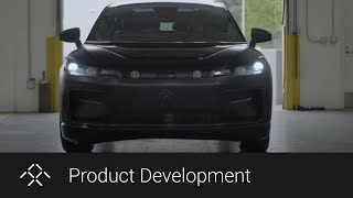 Faraday Future | Testing and Validation | FF 91