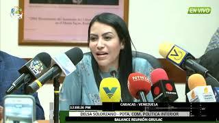 Venezuela - Dip. Solorzano anuncia la visita internacional
