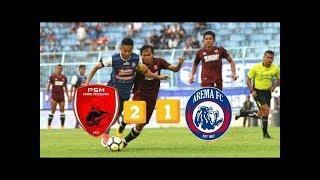PSM Makassar vs Arema 2-1 FULL GOL & Highlights Gojek Liga 1 14/10/2018
