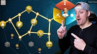 Download BEST Gathering Sarka Talent Tree Build | Rise of Civilizations