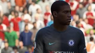 FIFA 18. Arsenal - Chelsea