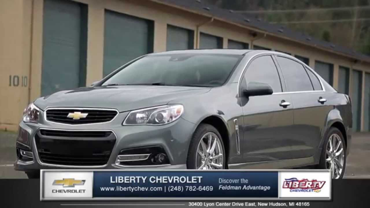 2015 Chevrolet SS Performance Review In New Hudson, MI