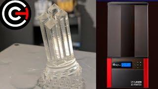 Nobel 1.0A Review DLP Printer Review - XYZprinting SLA