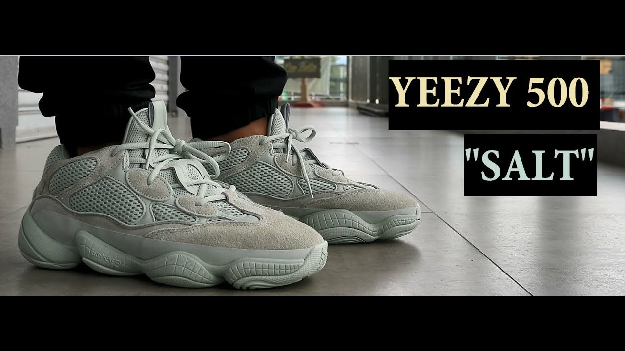 54b5e7728 Yeezy 500 SALT - Review