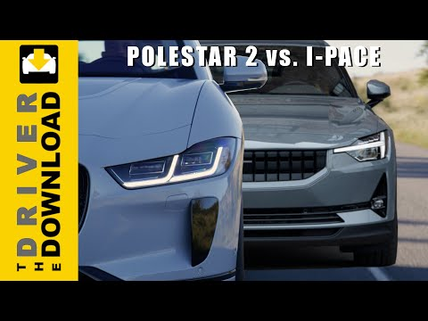 Can POLESTAR 2 give the COSTLIER I-PACE a RUN FOR ITS MONEY?