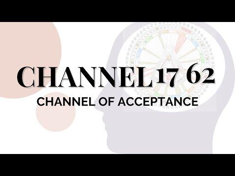 Human Design- Channel 17-62