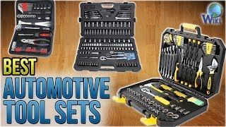 10 Best Automotive Tool Sets 2018