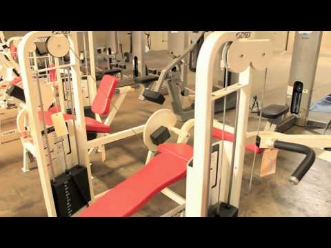 Used Cybex VR Circuit Gym Equipment For Sale