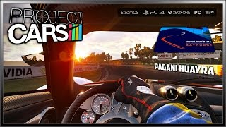 Project CARS - (Ultra Settings) Pagani Huayra @ Mount Panorama, Bathurst