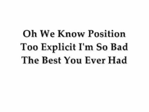 Nicki Minaj & Cassie Fuck You Silly Lyrics
