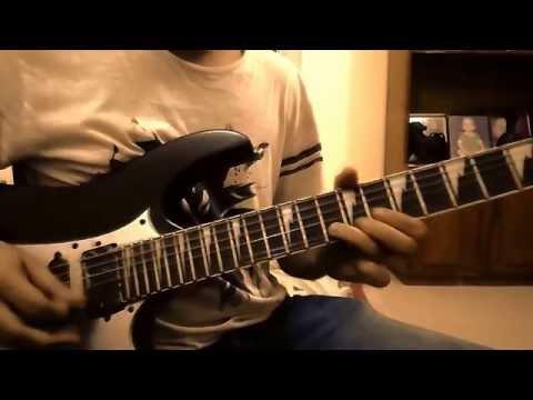 Guitar Zone - Guitar - Dream Theater-Forsaken Solo:Rezwan360