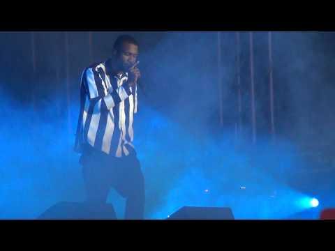 "FRANK OCEAN ""Novacane"" (Live @ Bråvalla Festival June 28 2013)"