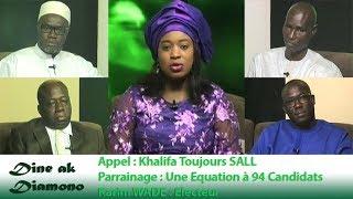 Dine ak Diamono (30 août 2018) - Verdict Khalifa SALL, Affaire Karim Wade, Parrainage...
