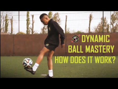 """""""Dynamic Ball Mastery"""" Onine Soccer Programme - How it works"""