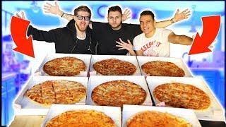 10 KG DI PIZZA -  AME vs DOSE vs AWED