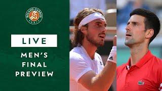 Special show - Men's singles final preview   Roland-Garros 2021