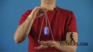 Rock The Baby Yo-yo Trick How To Video