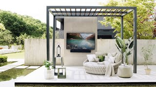 The Terrace: Bringing entertainment outdoors | Samsung