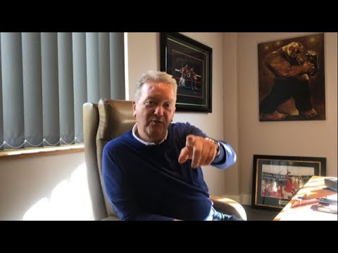 Frank Warren on Joshua v Takam, DeGale on BT/BoxNation, Sky Sports heavyweight poll & upcoming shows