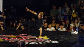Red Bull BC One Cypher Taiwan 2018 | Final: Willy Roc vs Chuan