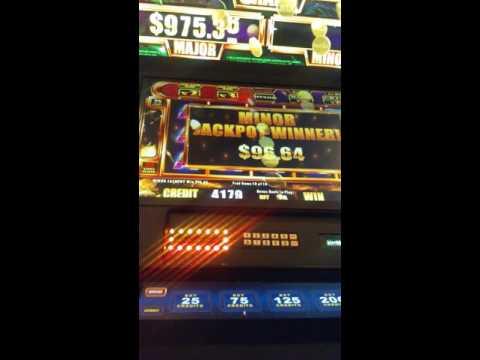 Minor win at Tulalip casino