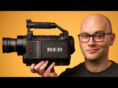 RED Cinema Camera Under $2,000!