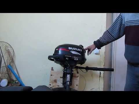 новое видео о лодочном моторе сузуки