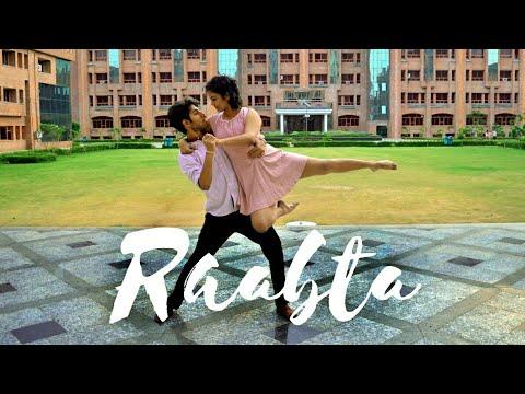 Raabta Title Song | Tejasman Talukdar & Nisha Neupane | Dance Cover