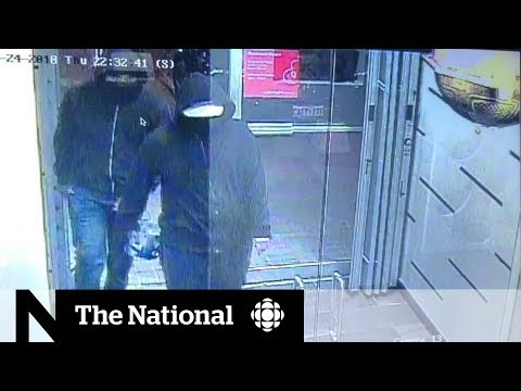 Manhunt for bomb attack suspects in Mississauga, Ont.