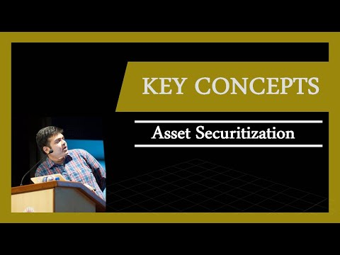 Asset Securitization   MBS, ABS, CMA, CDA, Credit Crisis 000