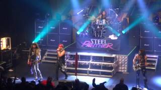 STEEL PANTHER   Turn out the light   Bataclan   Paris   30 octobre 2012
